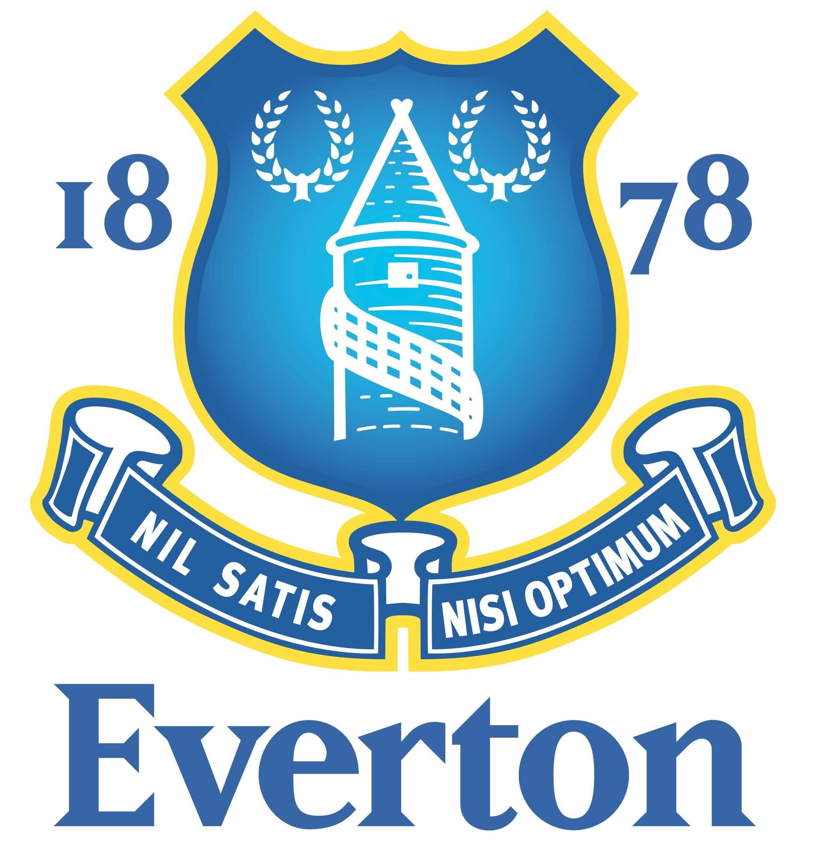 Image result for everton fc logo